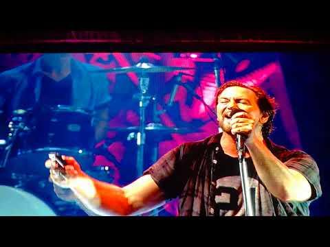Smile - Pearl Jam - 24 Giugno 2018 - Padova