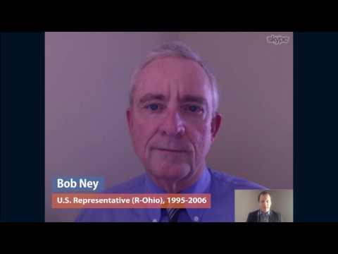 Bob Ney remembers the late John Glenn