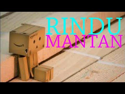 RINDU MANTAN || #puisi
