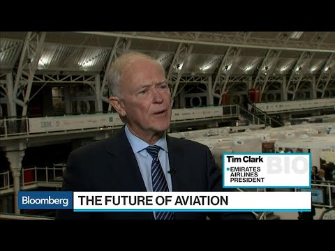 Emirates' Clark Sees 'Marked Improvement' in Performance