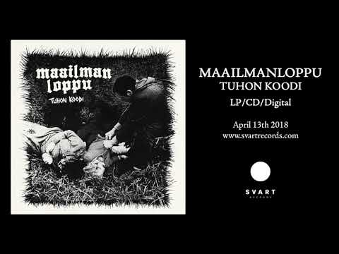 Maailmanloppu - Tuhon koodi album sampler (Official audio)