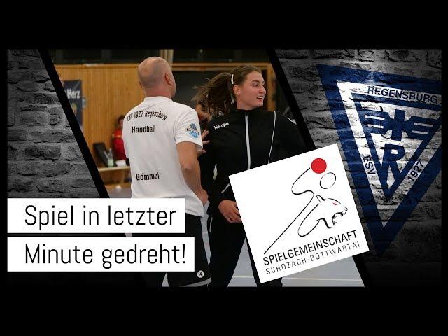 In letzter Minute gedreht - ESV gewinnt mit einem Tor Vorsprung gegen die SG Schozach-Bottwartal