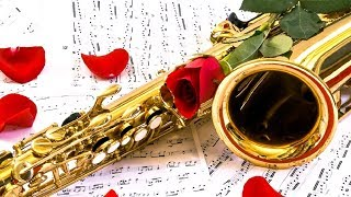 Soothing Romantic Saxophone Music. Calm Background Music for Stress Relief, Meditation, Study, Love