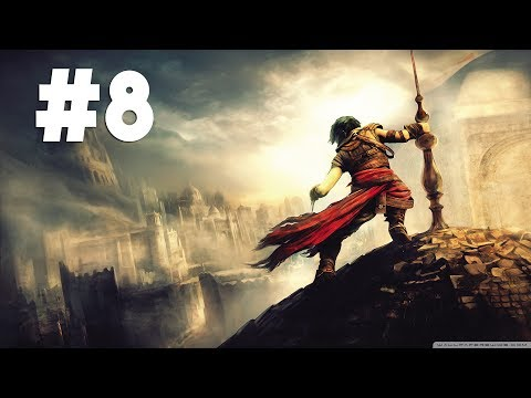 "Prince of Persia: The Forgotten Sands #8 ""Puteri noi"""
