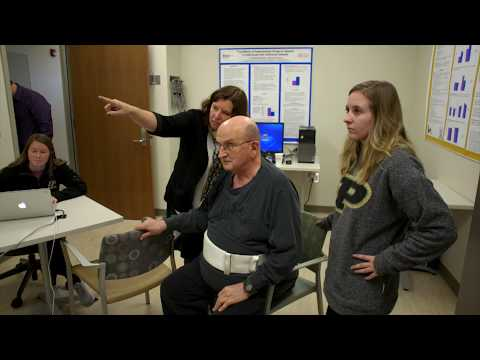 These Purdue games train the body and brain of Parkinson's patients: BTN LiveBIG