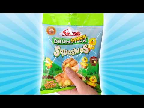 Drumchick Squashies Production From Start To Finish