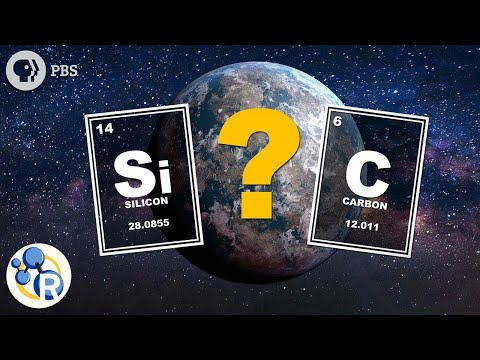 Why is Carbon the Key to Life? (On Earth, Anyway)