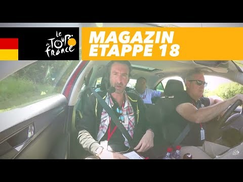 Magazin: Radio Tour - Etappe 18 - Tour de France 2017