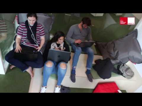 Campus parisien : l'architecture et l'ameublement au service de la pédagogie !