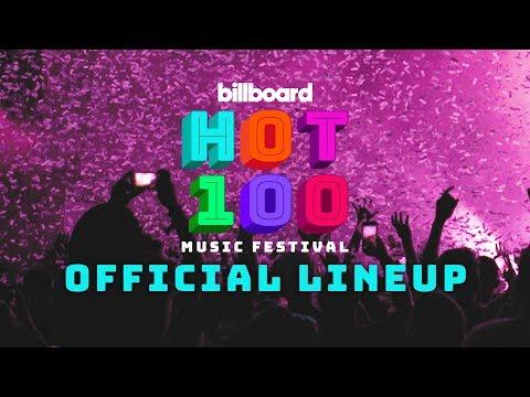 Billboard Hot 100 Festival 2018 Lineup (Halsey, Future, DJ Snake and more!)