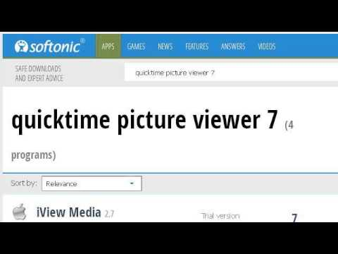 What Is The Quicktime Picture Viewer? - YouTube