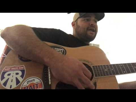 Hard man to love- Kevin Fowler (cover by James Lopez)
