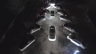 Автоелка. Палласовка 30.12.2017.