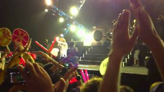 X Japan world tour live in Hong Kong 2011 - Ending