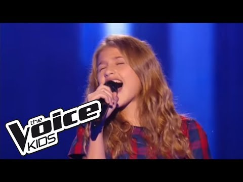 Carmen - Stromae | Lou | The Voice Kids 2016 | Blind Audition