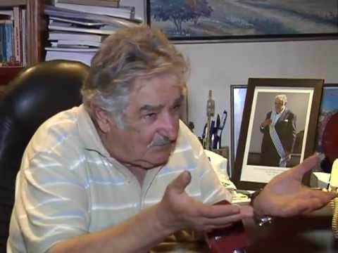 Entrevista exclusiva al Presidente de la República José Mujica.