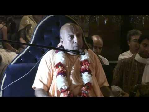 Lecture - Veda Vyas Priya Swami - Initiation