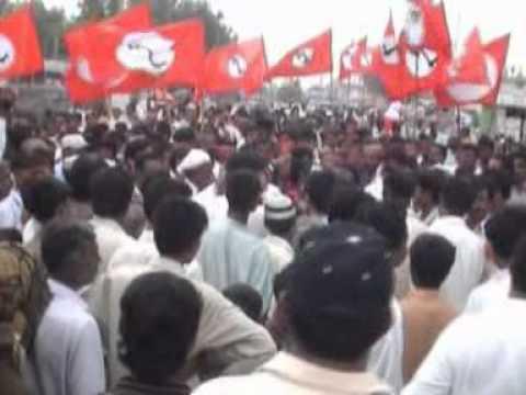 Zulfiqar Abad JSQM Dharna     3Nov2011,At Gharo,.mpg