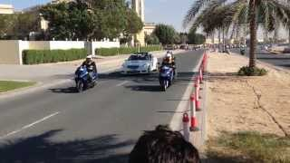 Awesome bike race in dubai !!!