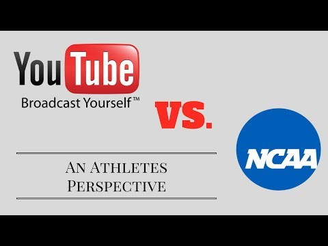 THE NCAA VS. YOUTUBE   (Q and A)