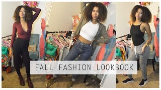 Fall Fashion Lookbook Featuring American Apparel || Interview Tips