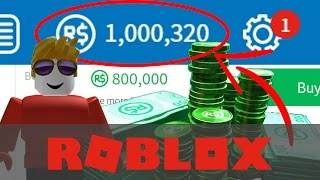 ROBLOX - SPENDING 1,000,000 ROBUX!