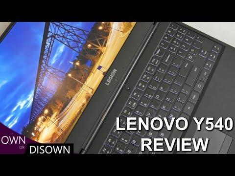Lenovo Legion Y540 Review - Best Value GTX 1660Ti Laptop?