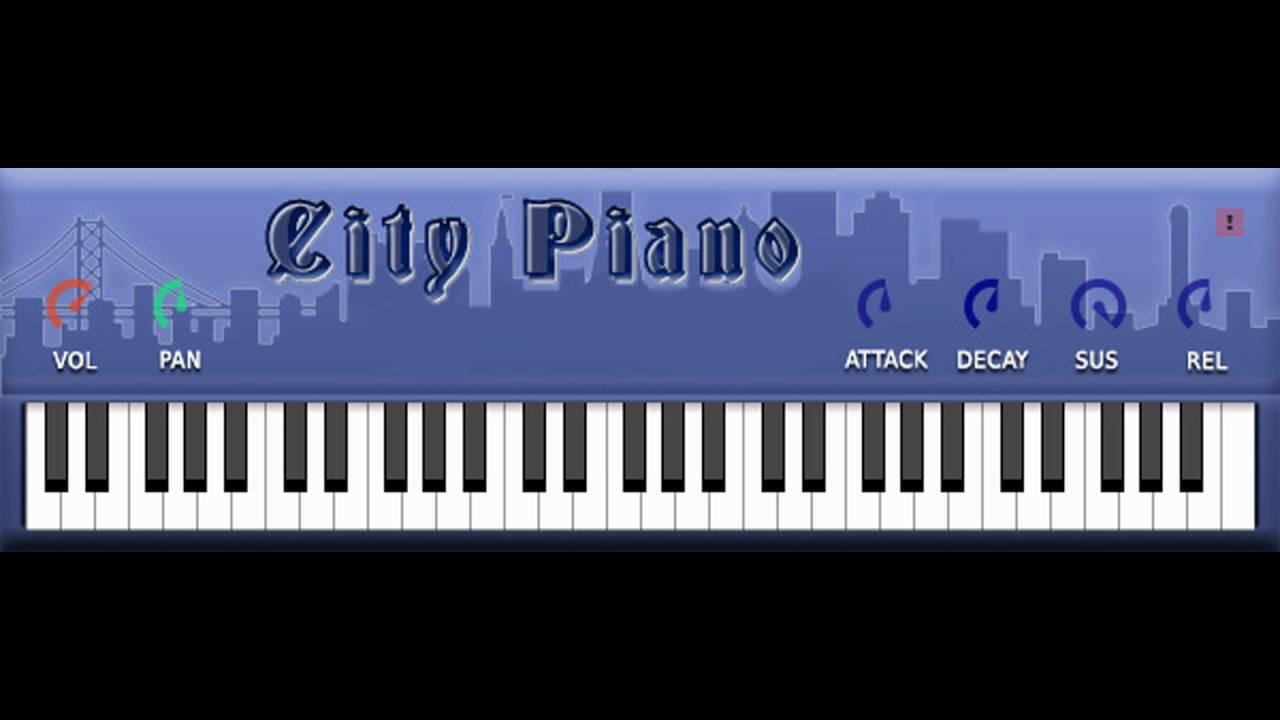 Free Baldwin Baby Grand Piano VST Emulation