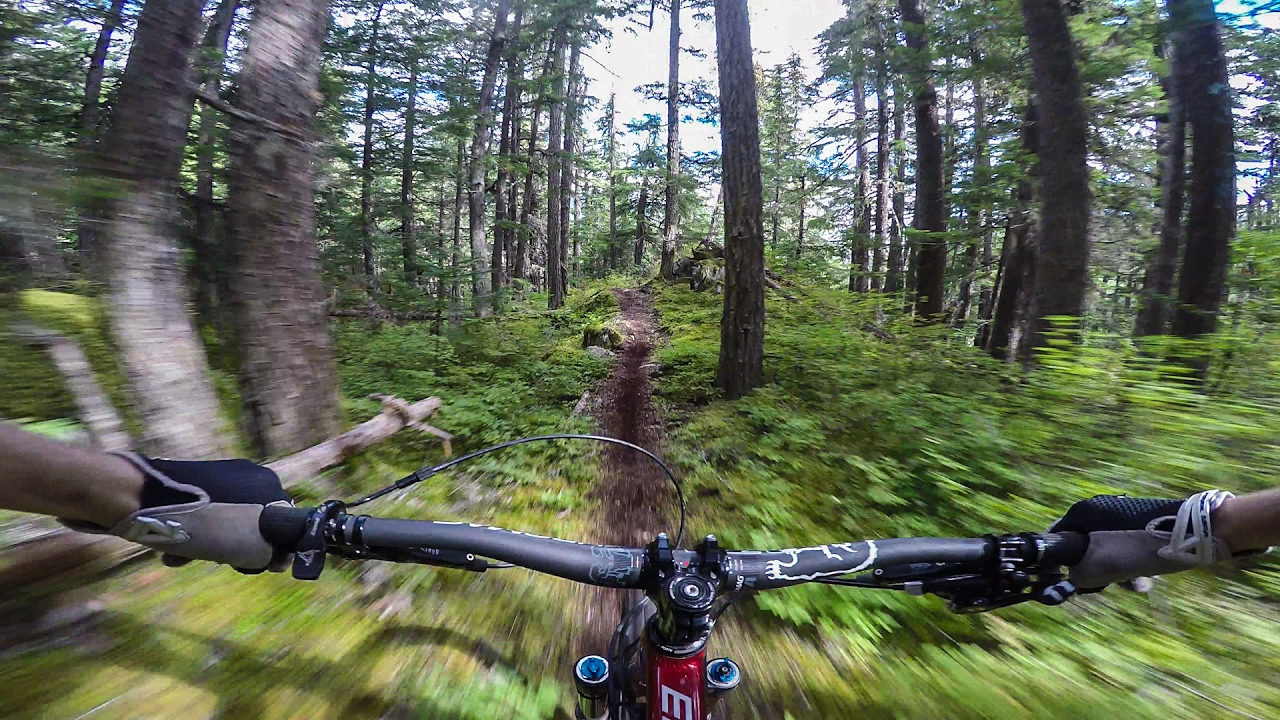 Najlepszy przejazd rowerowy 2016 według GoPro - Stevey Storey
