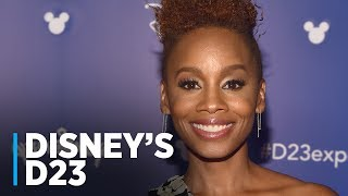 WRECK-IT RALPH 2: Anika Noni Rose at Disney's D23 2017