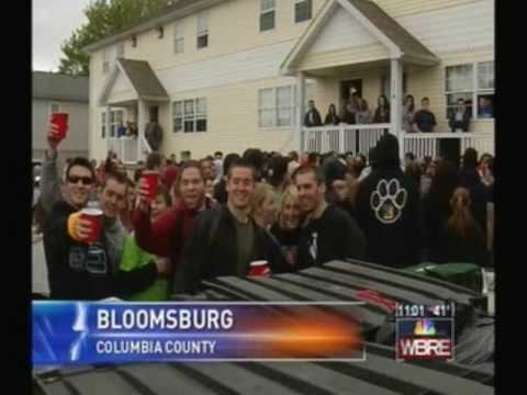 Block Party TV News Coverage from WNEP & WBRE
