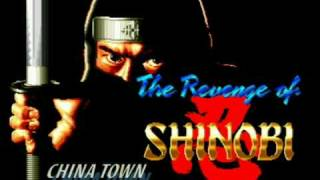 Revenge of Shinobi: China Town Theme