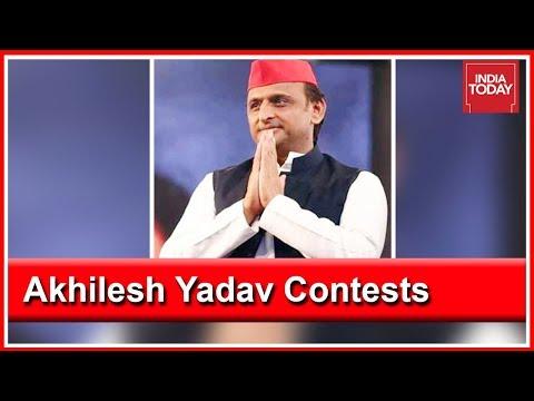 Akhilesh Yadav Contests The Election,Mulayam Singh Yadav Not To Contest