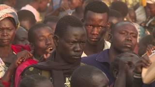 Showing Solidarity with Refugees and Uganda
