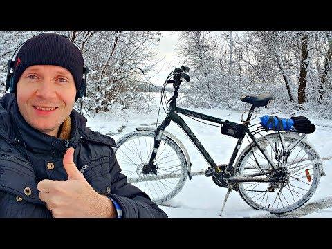 видео: ✅На что способен Электро-Велосипед ЗИМОЙ 🚴 Суровый тест мотор колеса