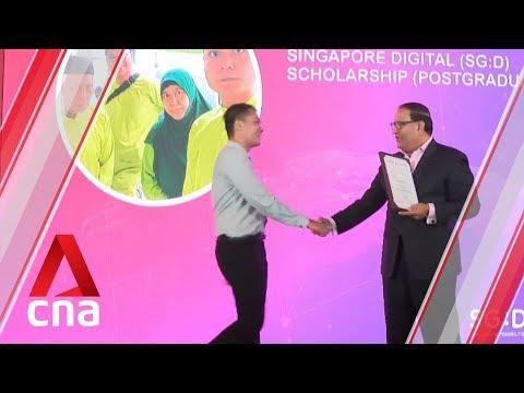 81 Awarded IMDA's Inaugural Singapore Digital Scholarship