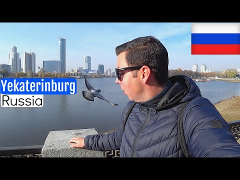 Russia Travel Yekaterinburg