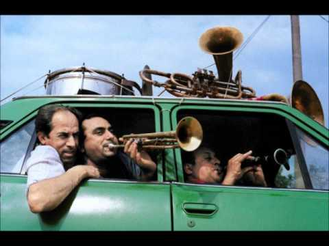 fanfare ciocarlia - golden days