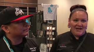 Indigenous Comic Con  (Indige-Con) 2018  - Yazzie the Chef