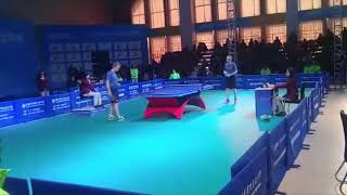 World Ping Pong Cup-2017. SemiFinals. Part 3