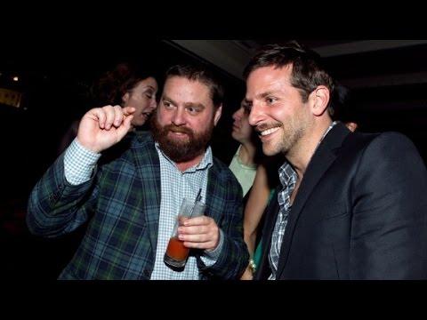 Bradley Cooper: I got Obama on 'Ferns'