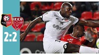 Rennes - FC Dijon 2:2 / Tavares Last-Minute-Elfer rettet Dijon zum Unentschieden