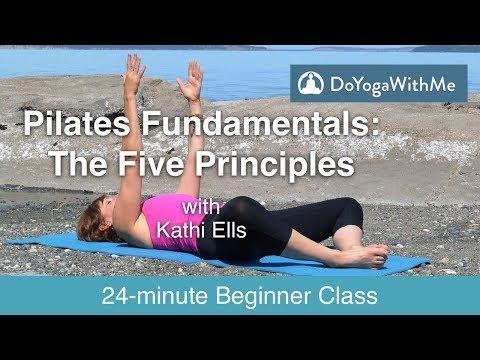 Pilates Fundamentals: The Five Principles