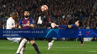 UEFA Champions League | Barcelona vs Man United | Highlights