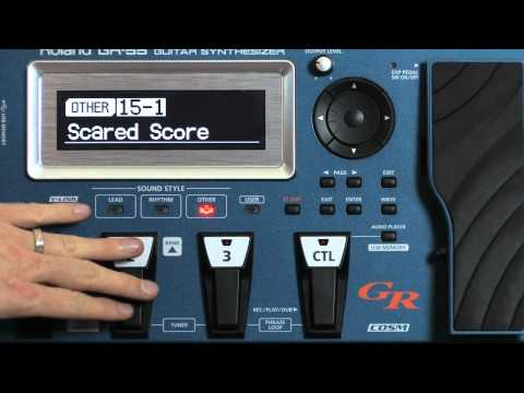 Roland GR-55 Guitar Synthesizer : Other Patches