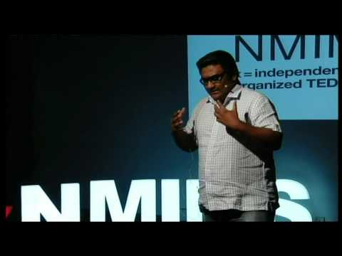 Shame as a motivator for goal achievement: Kunal Shah at TEDxNMIMS