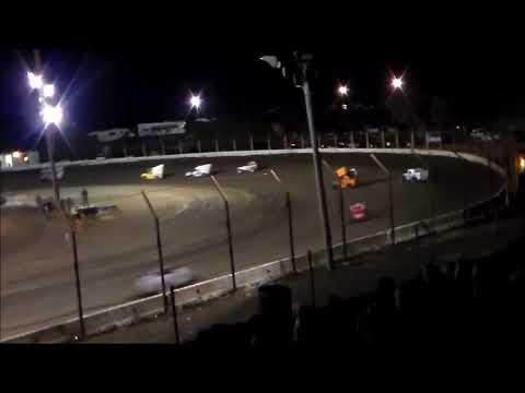 CDCRA Dwarfs Open Comp Main Event - Barona Speedway - 10.21.17