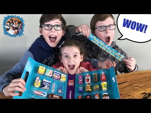 OBSESSION WITH COLES LITTLE SHOP MINI COLLECTABLES - UPDATE! - WE'RE SO CLOSE!