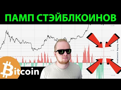#БИТКОИН: Стэйбл Коины Вливаются в Рынок Как и Предсказано! [КЕВИН СВЕНСОН]
