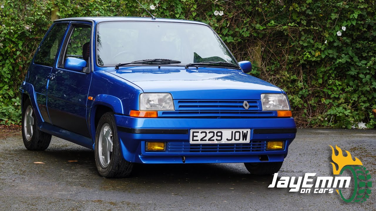 1987 Renault 5 GT Turbo Review: Has Time Been Kind To Ali G's Wheels?